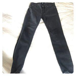 Hudson Gray Jeans size 25